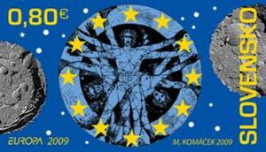 slovakia-astronomy-stamp