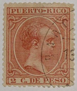 Timbre_PortoRico_Alph13_1890