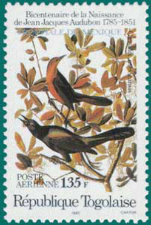Togo-1985-Audubon-3