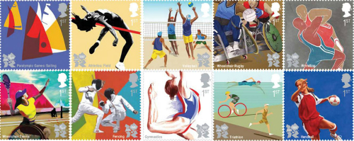 2011 stamps