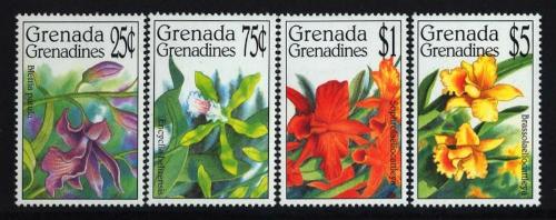 grenada-flower-stamps