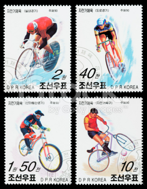 stock-photo-8622050-bicycle-sports-postage-stamps