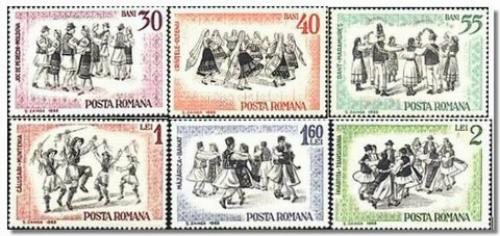 1966 Dansuri populare