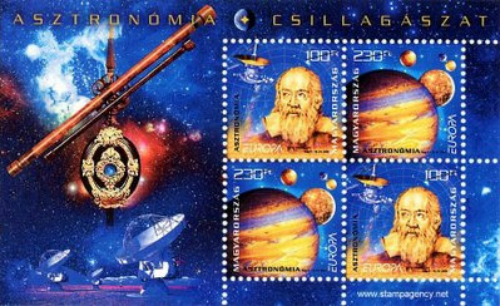 hungary-astronomy-stamp